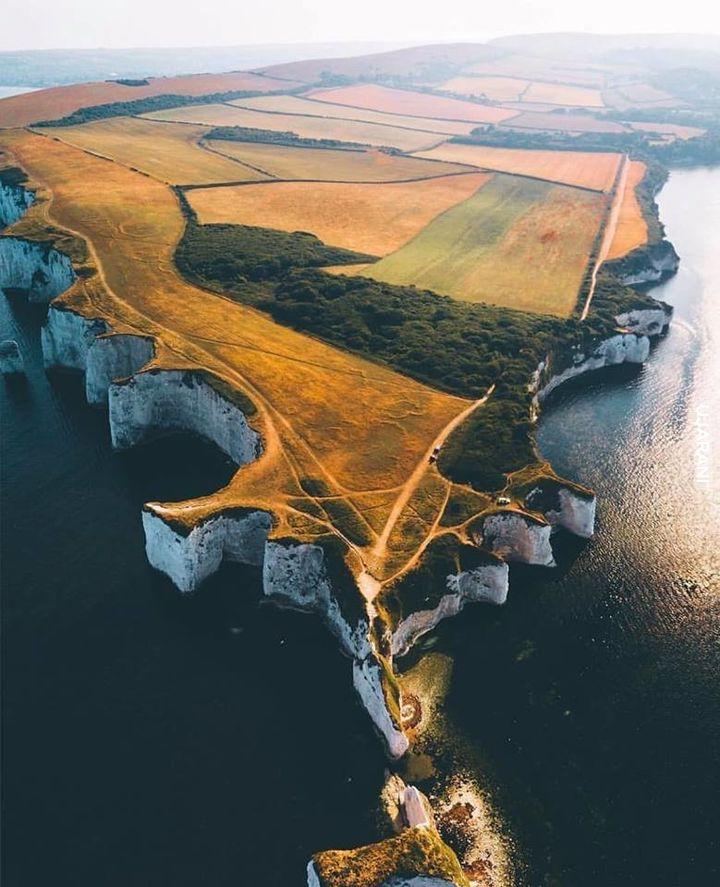 Tajemnicze Miejsca na Ziemi 9 października o 10:12 ·  Angielskie Wybrzeże - Old Harry Rocks