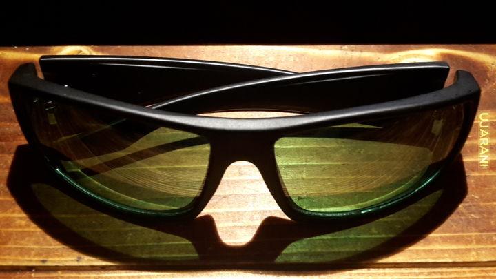 Okulary do LED-a