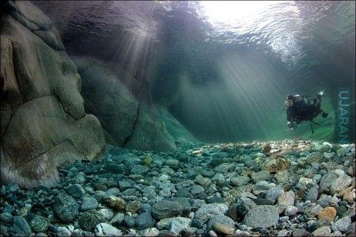 Rzeka Verzasca