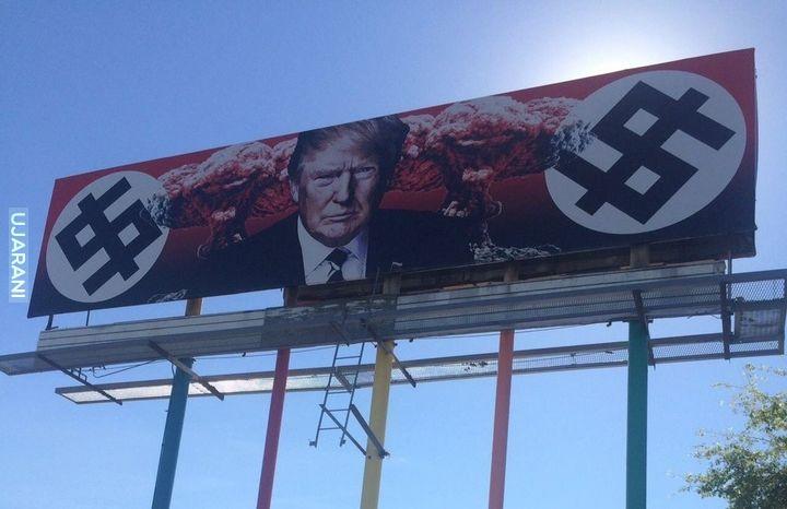 Billboard in Phoenix