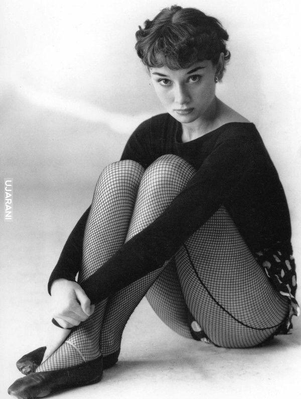 Audrey Hepburn 1949 rok