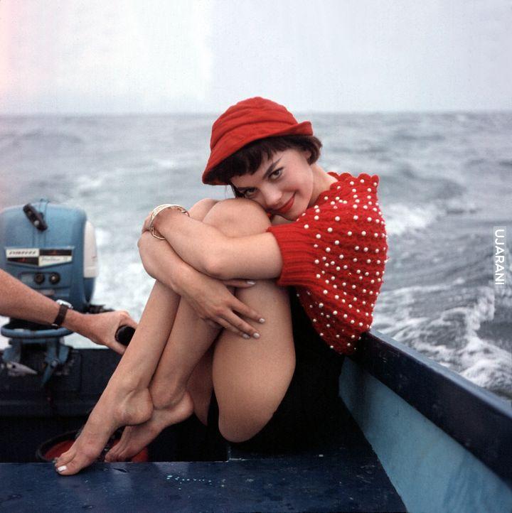 Natalie Wood, 1955