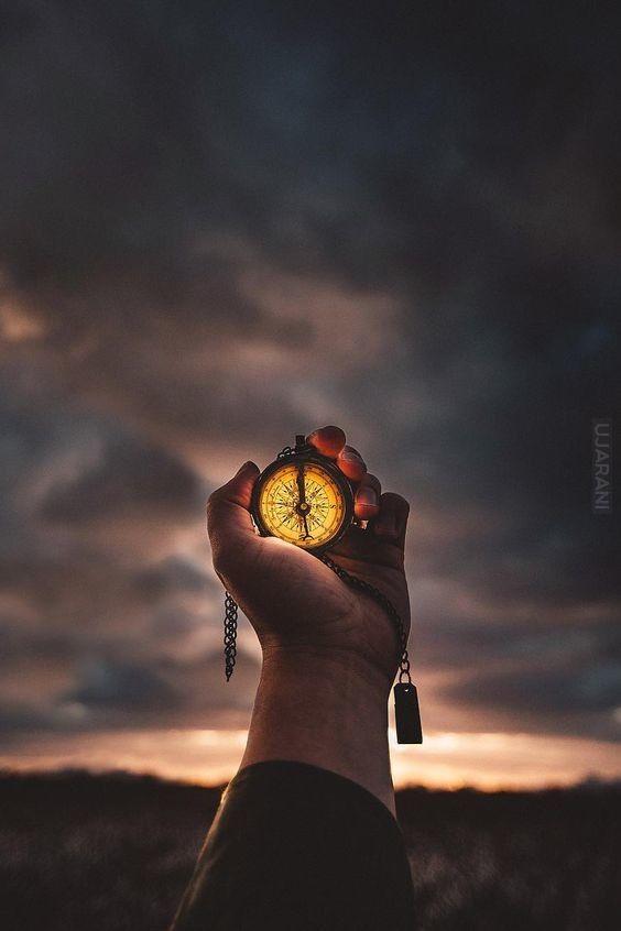 Pragnienia ustalają nasz kompas,