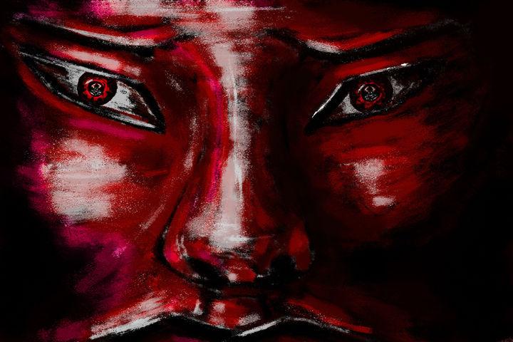 """""""Namaluję Tobie obraz, bardzo dziwny i czerwony"""""""