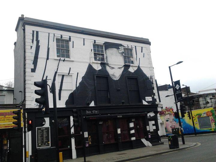 street-art London ___hash___4 Camden