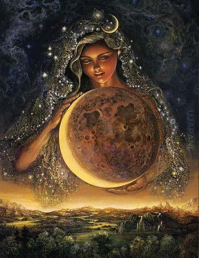 Boska Luna czuwa