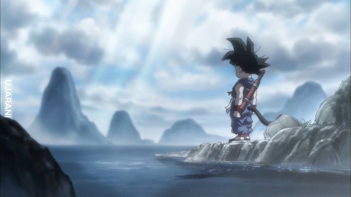 Son Goku #łepeczek