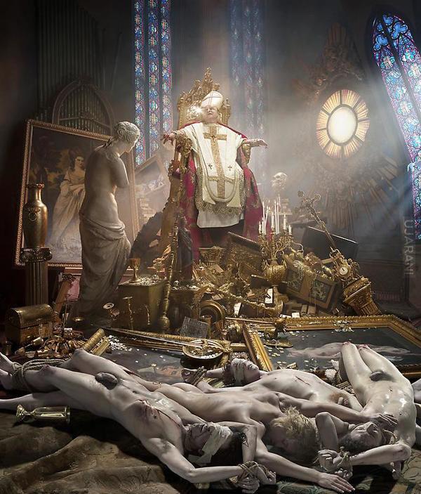 """""""Thy Kingdom Come"""" David LaChappell"""