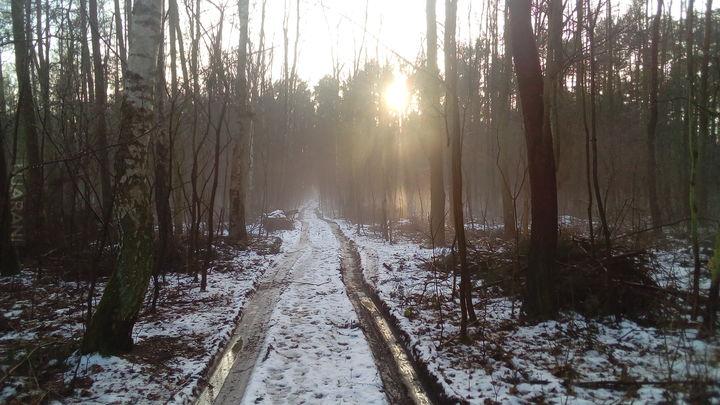 słońce i sublimacja
