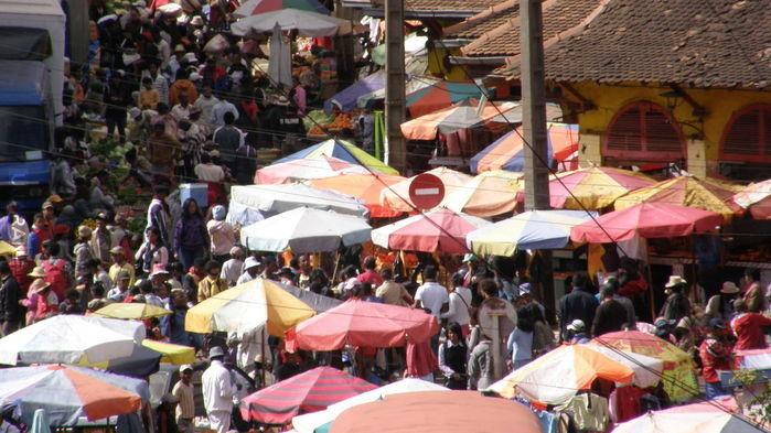 Dżuma na Madagaskarze