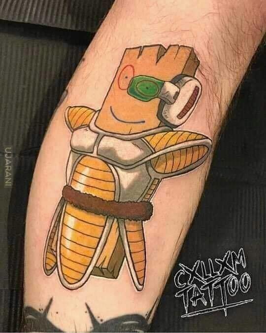 tatuaż...