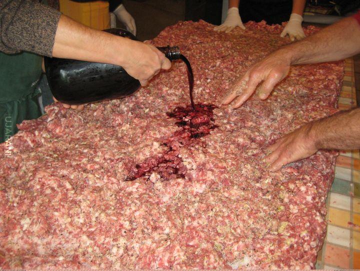 Jak robią we Włoszech salami