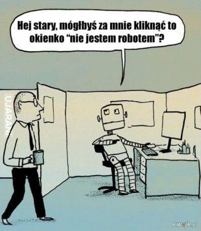 Małe problemy w pracy