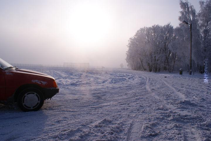 Za taką zimą tęsknię
