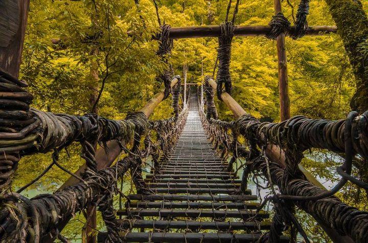 Most w Japonii.