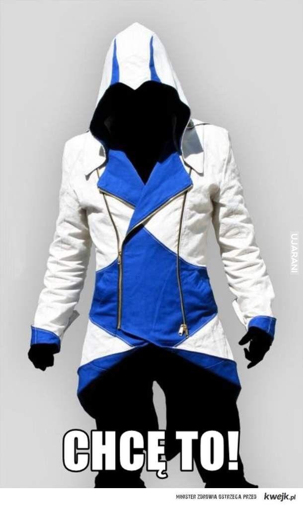Chcę TO :) Może ktoś wie gdzie można zakupić taką bluze/kurtke ? :D