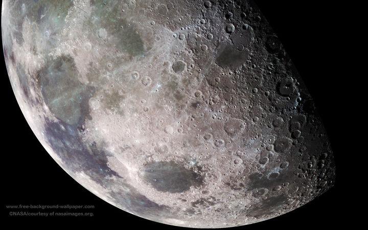 Księżyc z ''bliska''