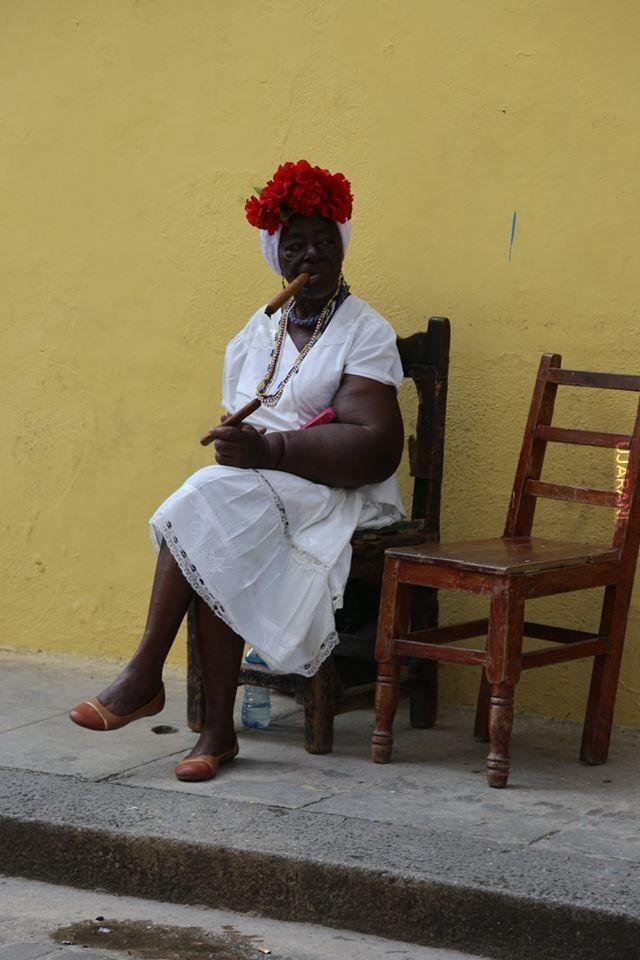 Kubańska babunia