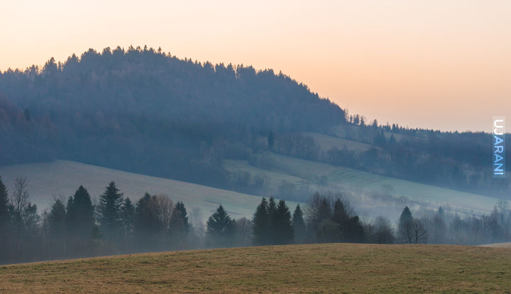Bieszczadzki krajobraz ;)