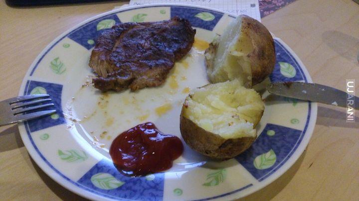 pomysł na; nie chcę mi się obierać ziemniaków :)