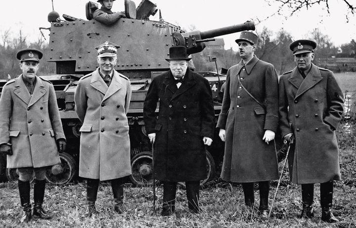 Winston Churchill, najwybitniejszy brytyjczyk wszechczasów...
