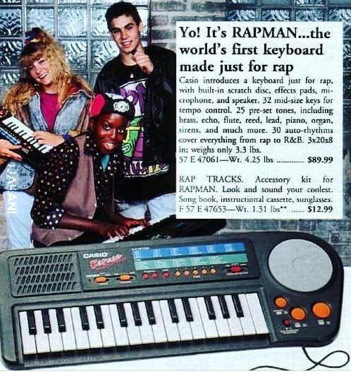System dla rapera