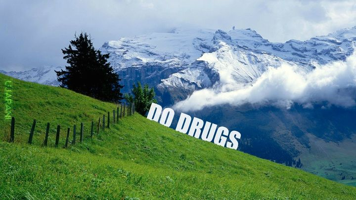Do drugs