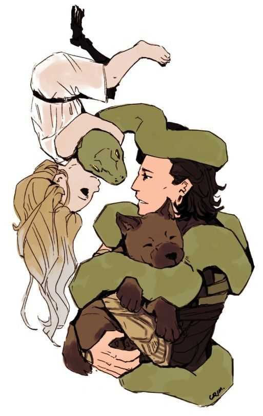 Loki Laufeyjarson