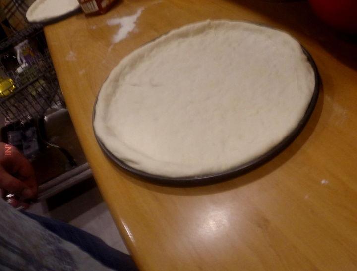 Pizza 4 sery + dodatki