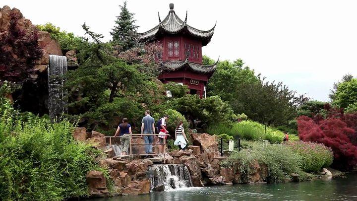 Ogród botaniczny Montreal, Canada