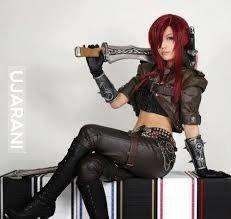 Katarina - cosplay