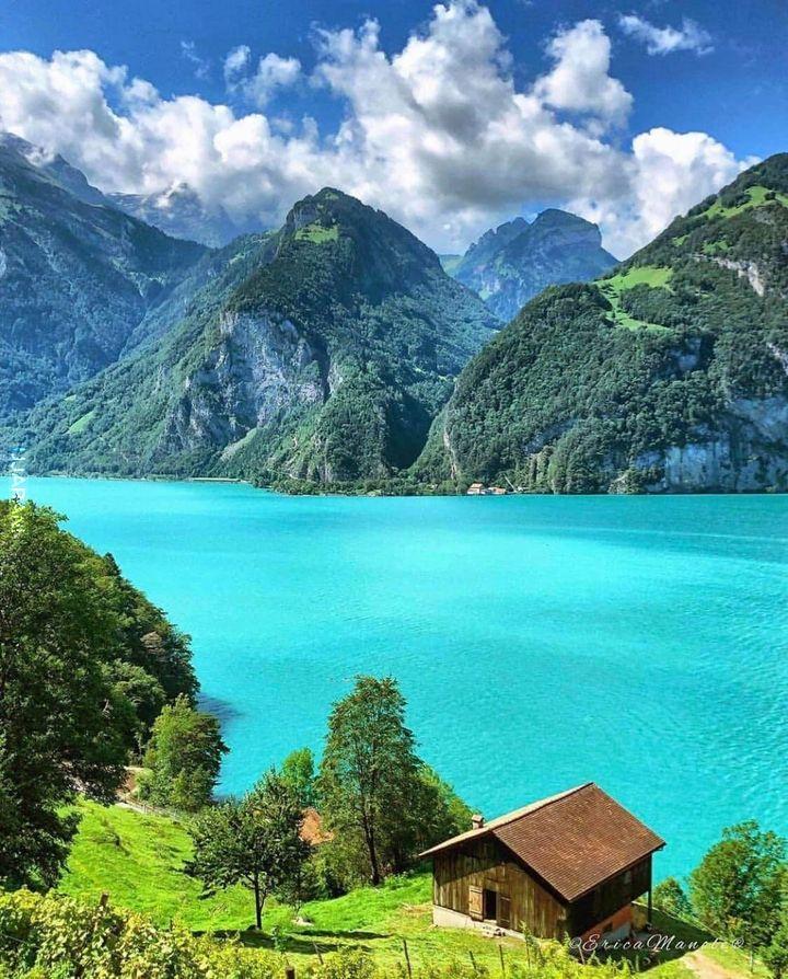 Sisikon, Szwajcaria