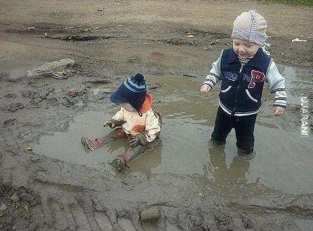 dzieciństwo:)
