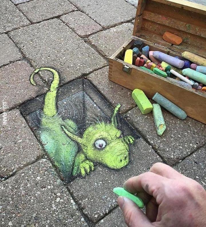 lubie takie rysuneczki:)