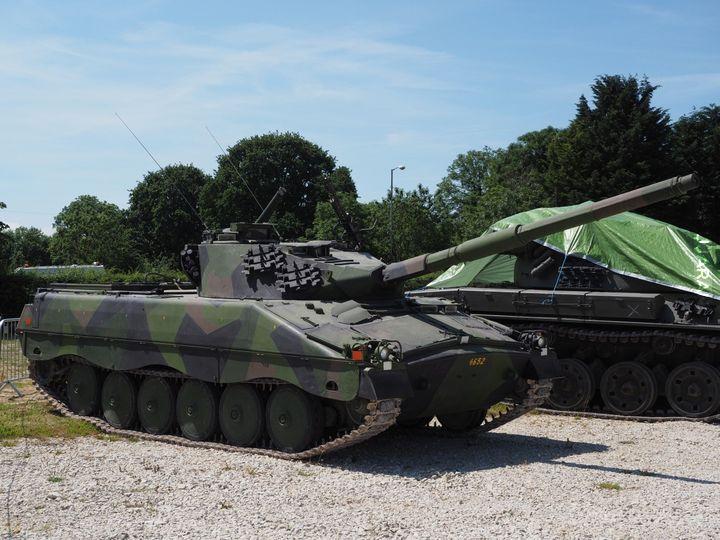 Infanterikanonvagn 91