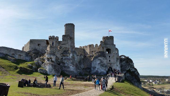 Ruiny zamku w Ogrodzieńcu ___hash___2