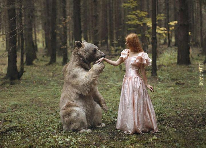 Księżniczki i zwierzęta
