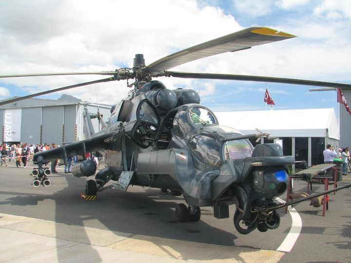 ATE Mi-24 Super Hind Mk III
