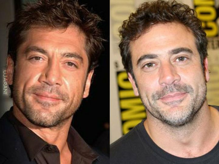 Javier Bardem vs Jeffery Dean Morgan