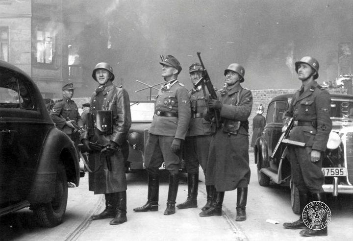 Likwidacja Getta warszawskiego