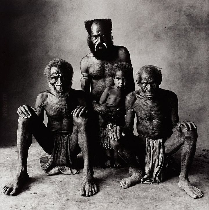 4 pokolenia na jednym zdjęciu