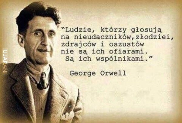 Orwell..
