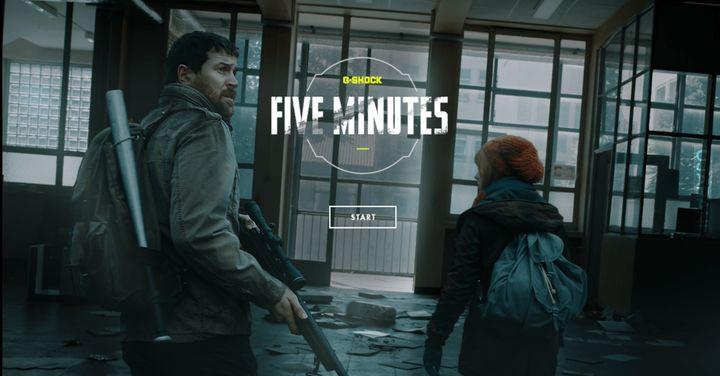 Ostatnie 5 minut życia.....