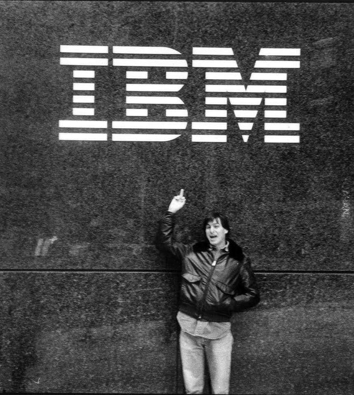 Steve Jobs 1983
