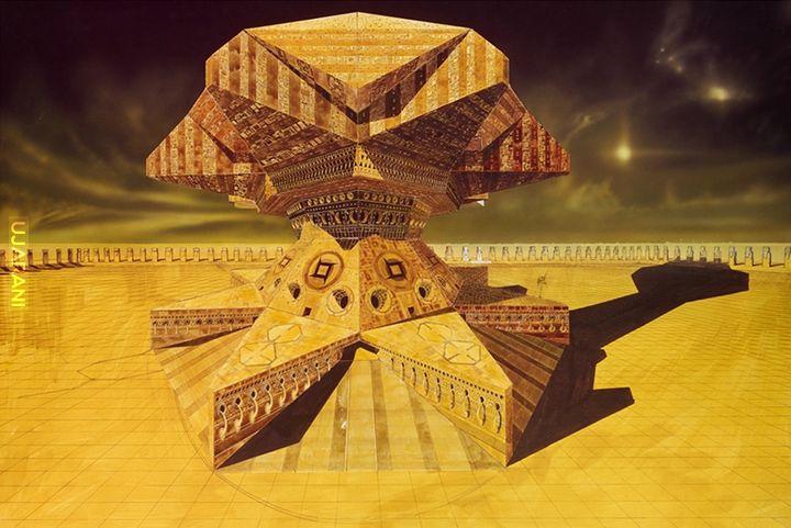 Jodorowsky's Dune - concept arts