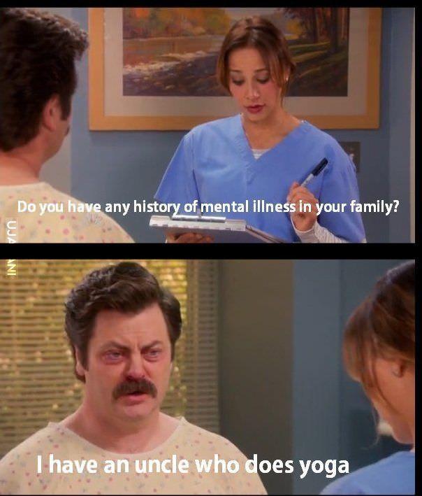 Czy masz historię chorób psychicznych w rodzinie?