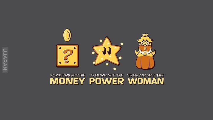 Mario wiedział jak zacząć