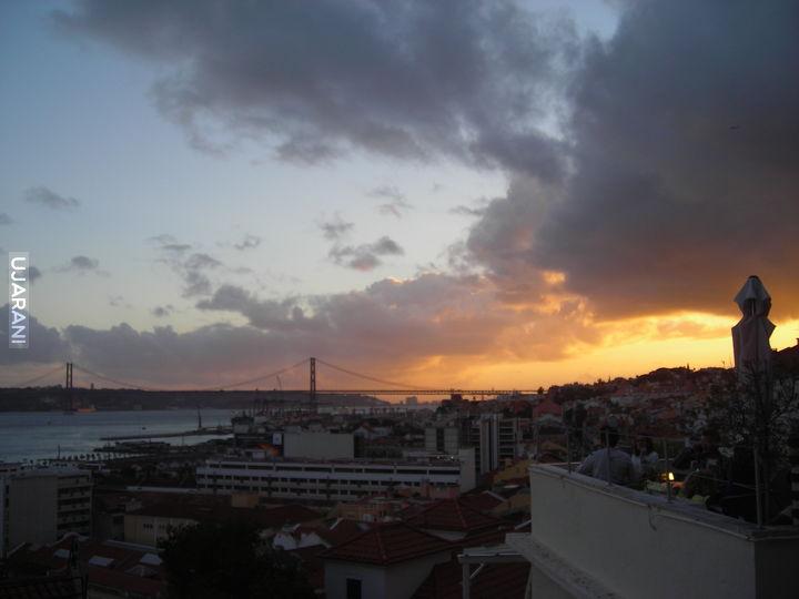 Nie San Francisco ale Lizbona.