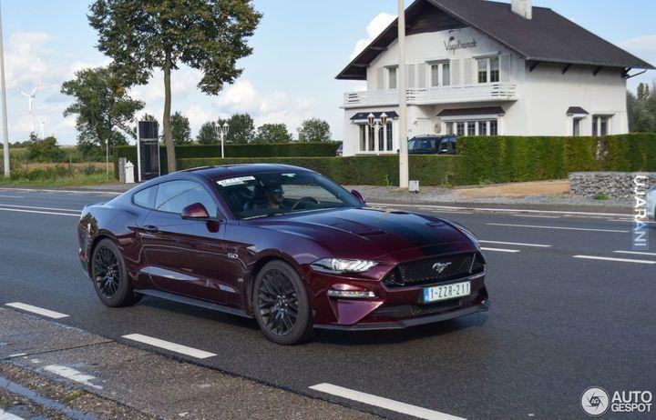 Ceny nowego Forda Mustanga w Polsce.