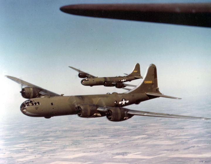 B-29 Superfotress